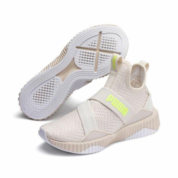 Puma Shoes   Womens Defy Mid Core